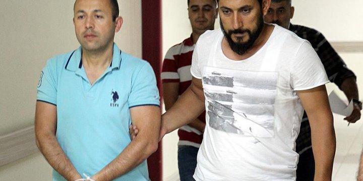 Kayseri'de 7 Asker Gözaltına Alındı