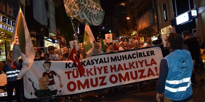 Çeçenler Türkiye İçin Nöbette