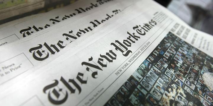 New York Times Muhabirinin Türkiye'ye Girişine İzin Verilmedi