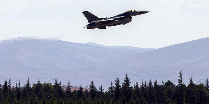 Cumhurbaşkanı Erdoğan'a Operasyon İçin 50 Bin Mermiyle Havalandılar