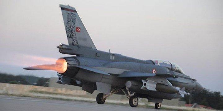 Ankara'yı Vuran Uçaklar Diyarbakır'dan Kalkmış