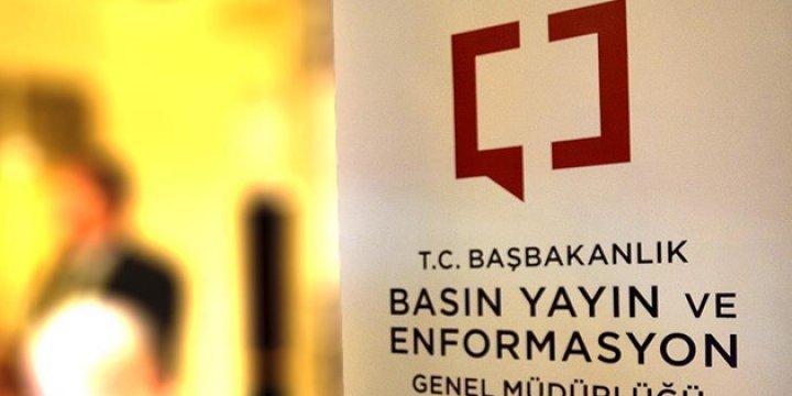 FETÖ'ye Yakın Gazetecilerin Basın Kartı İptal