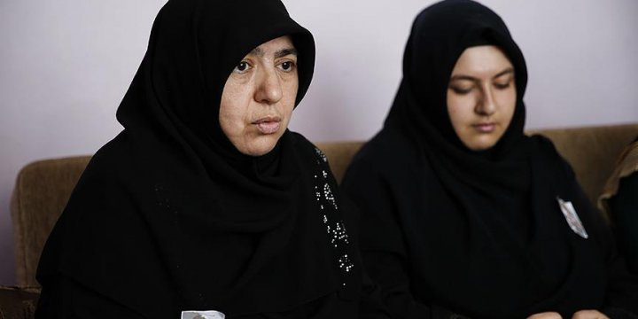 Şehit Mehmet Yılmaz'ın Eşi: 'Rabbim Bizi de Onurlandırdı'