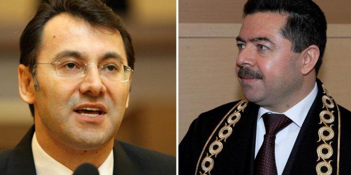 Yüksek Yargı Üyeleri Tutuklanmaları Talebiyle Adliyeye Sevk Edildi