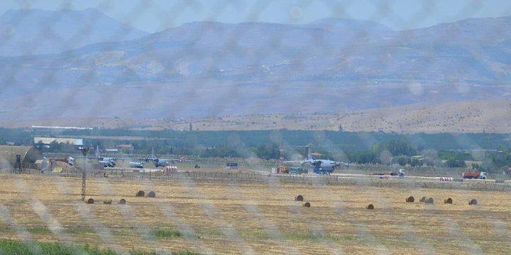 Malatya'da 9 Pilot Gözaltına Alındı