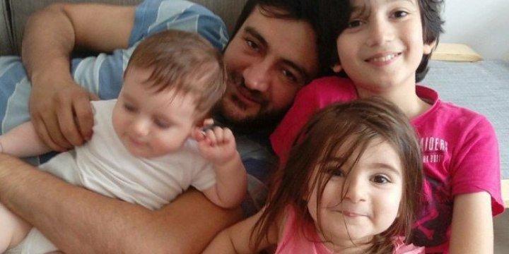 Özgür-Der'den Şehit Halil Kantarcı'nın Ailesine Taziye Ziyareti
