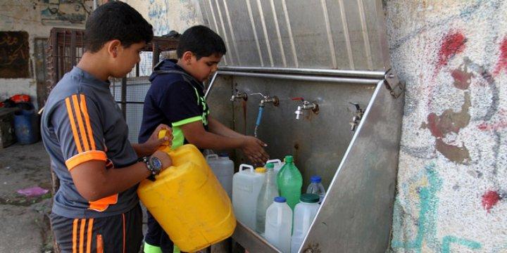 Gazze'de İçme Suyu Krizi