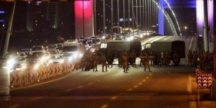 Darbe Kalkışması Boğaziçi Köprüsü'nde Lanetlenecek!