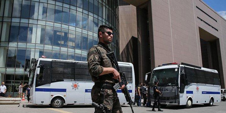 İstanbul'da Darbe Girişimine İlişkin Yürütülen Soruşturmada 816 Tutuklama