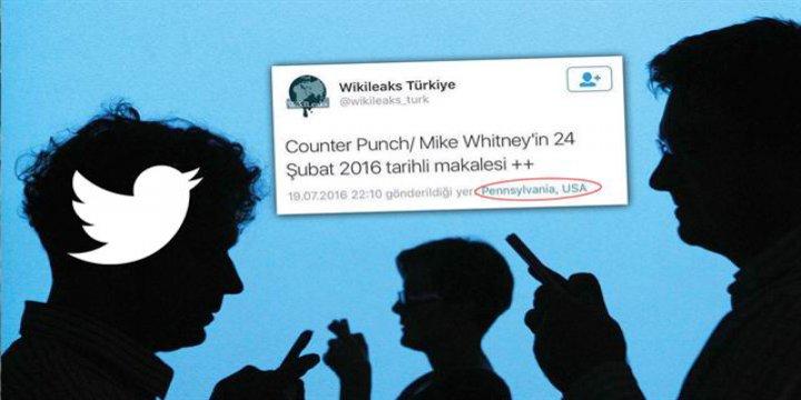 Wikileaks'i Rezil Eden Konum Unutkanlığı