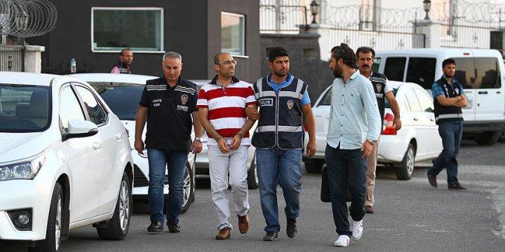 64 Hakim ve Savcı Daha Tutuklandı