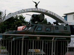 71 Hava Harp Okulu öğrencisi Bakırköy Adliyesi'nde