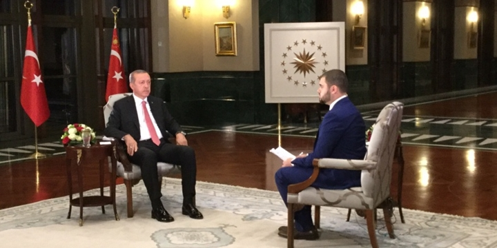 Cumhurbaşkanı Erdoğan: Darbeyi Eniştemden Öğrendim