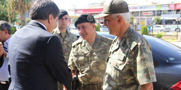 7. Kolordu Komutanı Diyarbakır'da Gözaltına Alındı!