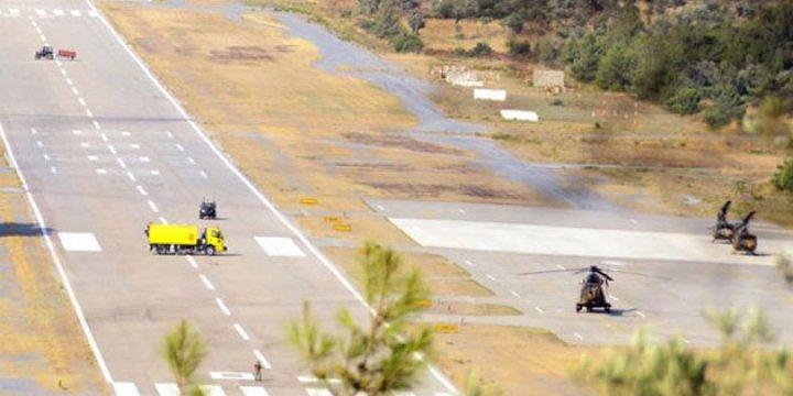 Otel Saldırısına Katılan 2 Helikopter Bodrum'da