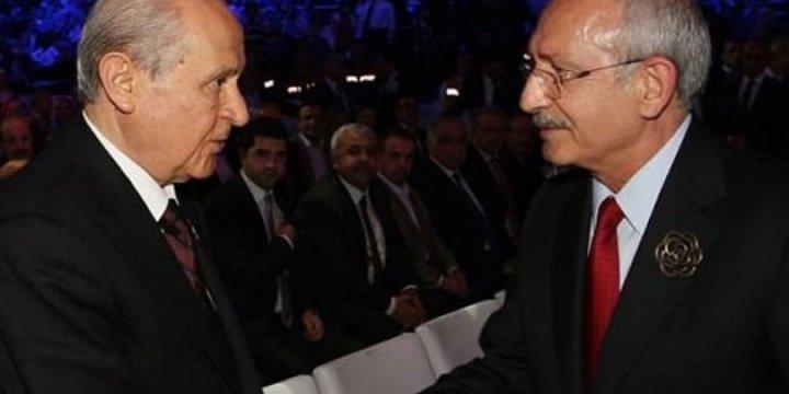Akar'ın Yaveri Kılıçdaroğlu ve Bahçeli'yi Aramış