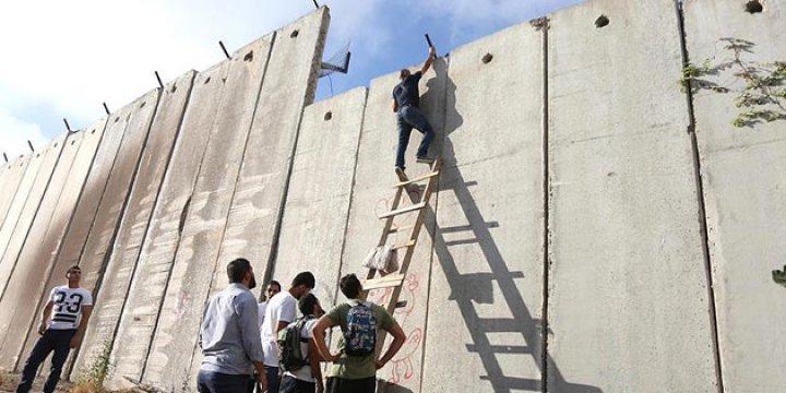 İşgalci İsrail'den Yeni Utanç Duvarı