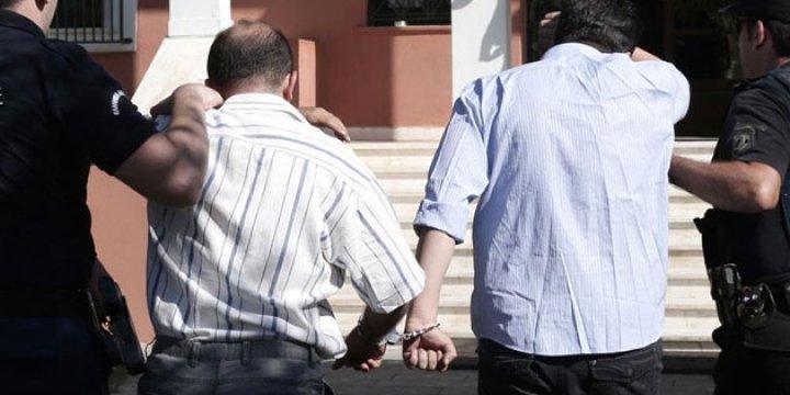 Yunanistan'a Kaçan Darbecilere Hapis Cezası