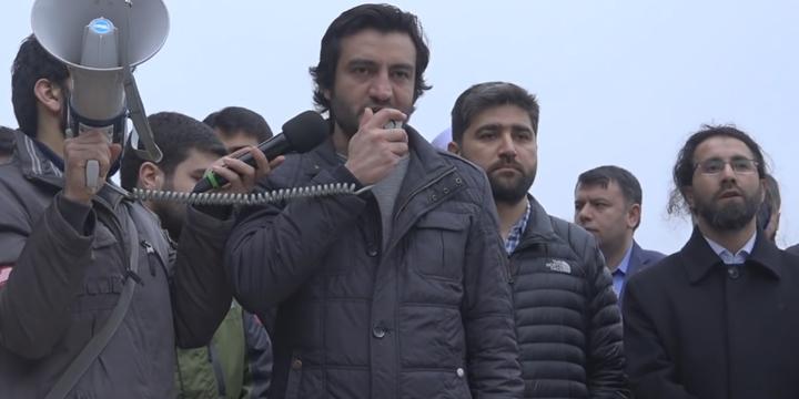 Şehid Halil Kantarcı Gençlere Hitap Ediyor! (Video)