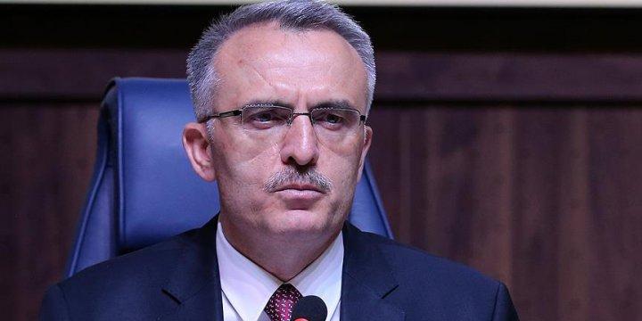 Maliye Bakanı: Vergi Borçları Yeniden Yapılandırılacak