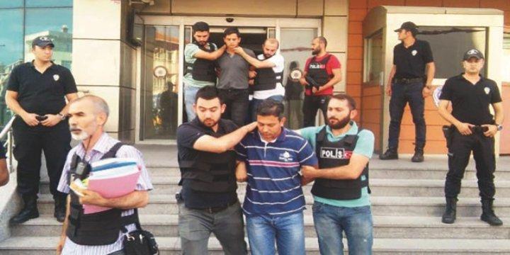 Esenler'de Halkı Tankla Ezen Katiller Tutuklandı