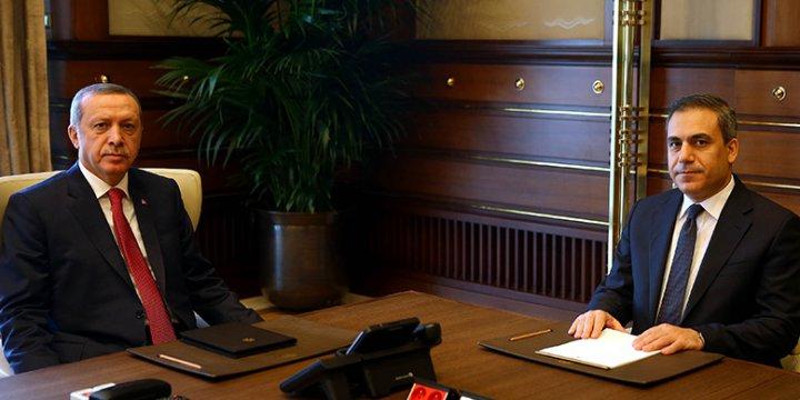 Erdoğan: Müsteşarımızı Aradım, Ulaşamadım