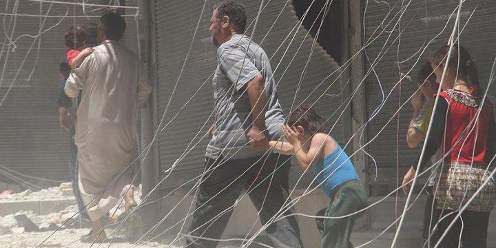 Suriye'de Bir Haftada 20'den Fazla Çocuk Katledildi