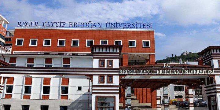 Recep Tayyip Erdoğan Ünv. 25 Akademik Personel Açığa Alındı