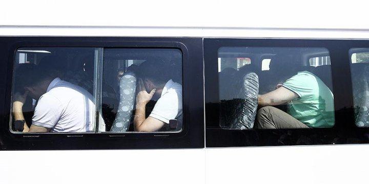 3 Bin 290 Kişi Darbe Girişiminden Tutuklandı
