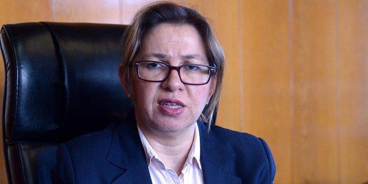 Sinop Valisi Yasemin Özata Çetinkaya Tutuklandı