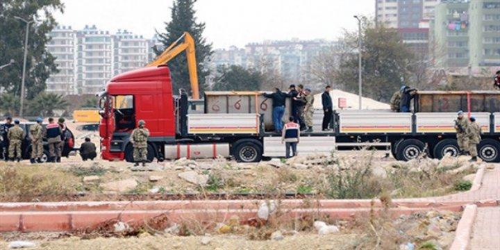 MİT Tır'larında 34 Gözaltı Kararı