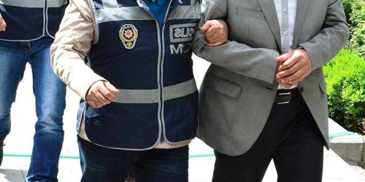 Isparta Vali Yardımcısı Taceddin Özeren Tutuklandı