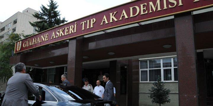 FETÖ Soruşturmasında GATA'da Görevli 28 Kişi Tutuklandı