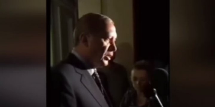 Erdoğan'ın Darbe Girişimi Gecesi Yayınlanamayan Konuşması