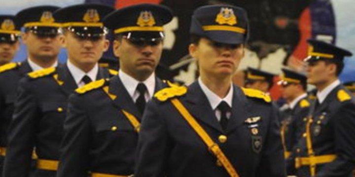 Katil Savaş Pilotu Kadın Subay Yakalandı