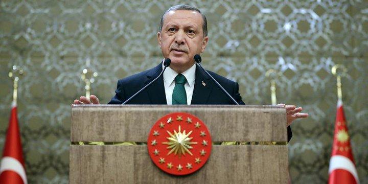 Cumhurbaşkanı Erdoğan: Darbeciyi Besliyorsunuz