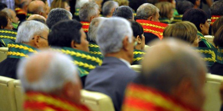 Bu Yıl İçinde 3 Bin Hakim ve Savcı Alınacak
