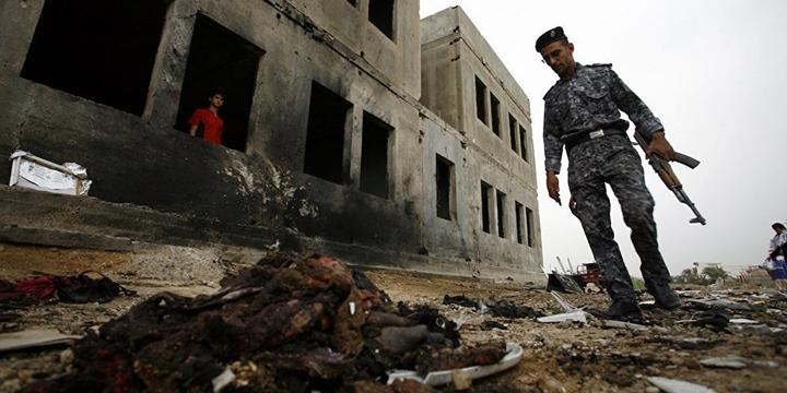 Bağdat'ta Canlı Bomba Saldırısı: 10 Kişi Hayatını Kaybetti