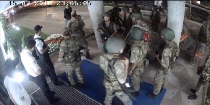15 Temmuz Gecesi İBB'de Neler Yaşandı? (Video)