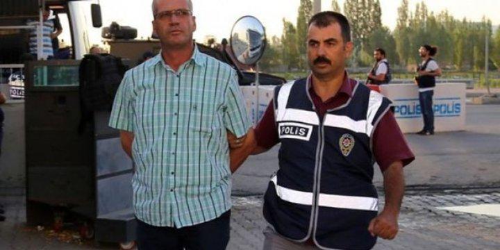 5. Hudut Alayı Merkez Komutanı Kürkçü Tutuklandı