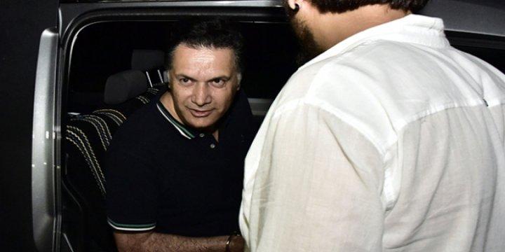 Eski Mardin Valisi Bodrum'da Gözaltına Alındı