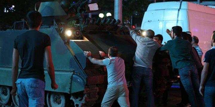 Başbakanlık'tan 15 Temmuz Şehit ve Gazileri İçin Yardım Kampanyası
