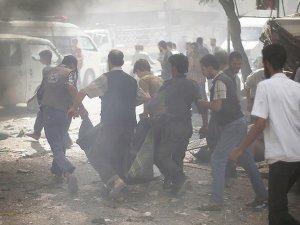 Şam'da Bombalı Araçla Saldırı