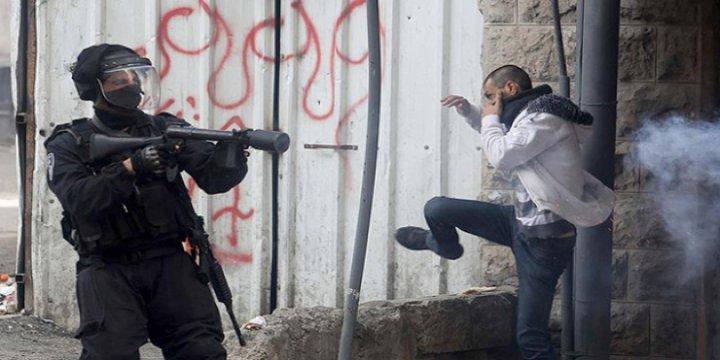 İşgal Güçleri: Kudüs'te 30 Filistinliyi Yaraladı