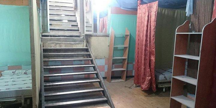 Halep'te Yer Altı Hastanesi Kuruldu