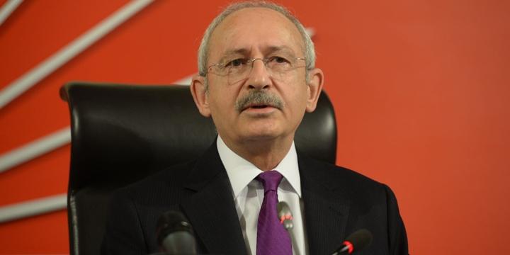 Hayret! Kılıçdaroğlu Esed Aleyhine Konuşmuş!
