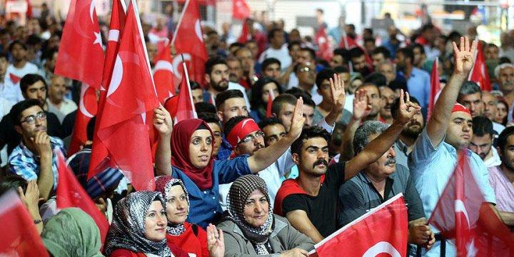 '15 Temmuz Dayanışma Kampanyası'na 2 Milyon Lira Bağış