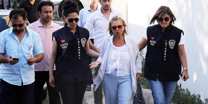 Nazlı Ilıcak İstanbul Asayiş Şube Müdürlüğü'ne Getirildi