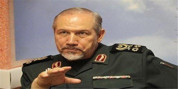 İranlı Generale Göre Darbe Girişiminde ABD ve Rusya'nın Parmağı Var
