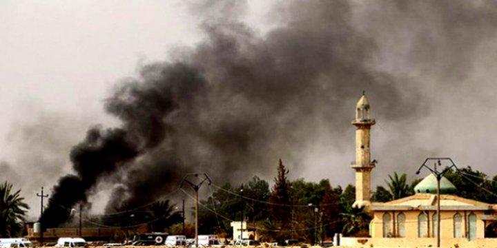 Bağdat'ta Canlı Bomba Saldırısı